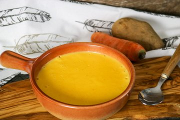 Pfälzer Kartoffelsuppe