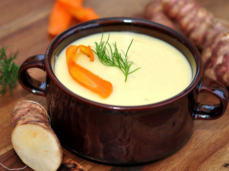 Topinambursuppe