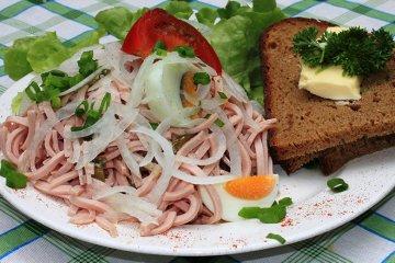 Pfälzer Wurstsalat