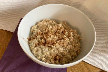 Winterliches Porridge