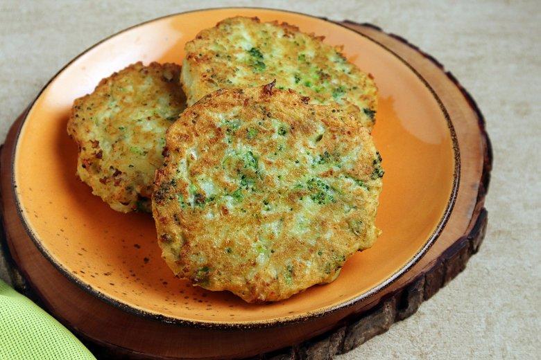 Blumenkohl-Broccoli-Bratlinge