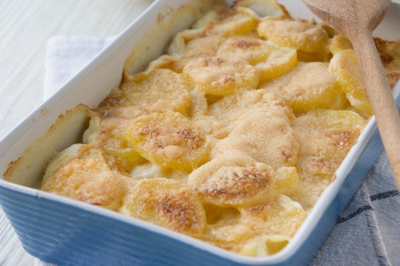 One-Pot Kartoffelauflauf