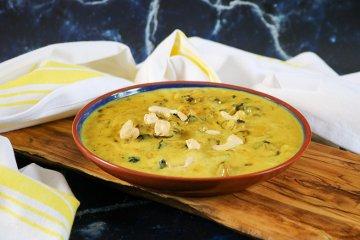 Süße Cashew-Curry-Sauce