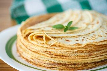 Mehlpfannkuchen