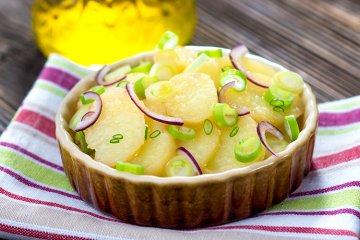 Kartoffelsalat Grundrezept