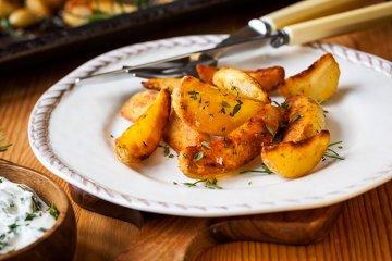 Kartoffel Wedges