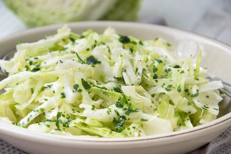 Krautsalat aus Ungarn