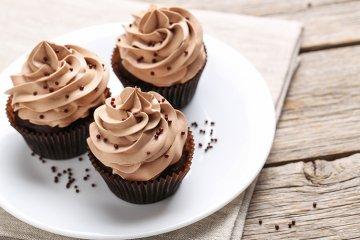 Schoko Cupcakes