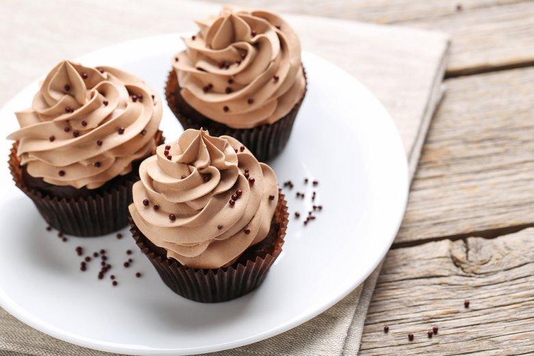 Schoko Cupcake