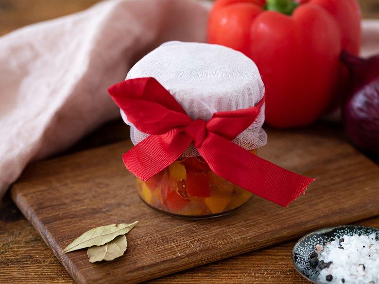 Schnelles Paprika-Chutney