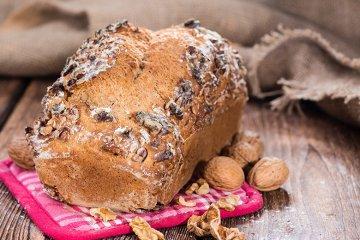 Walnuss-Dinkel-Brot