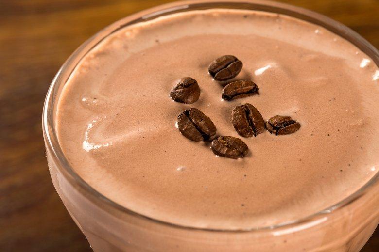 Kaffeecreme-Dessert