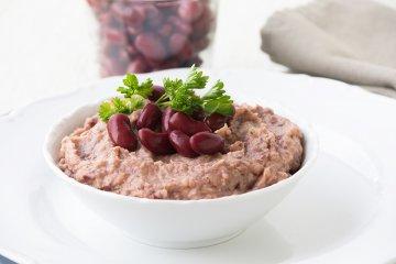 Kidneybohnen Hummus