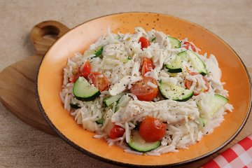 One Pot Hähnchen mit Reis