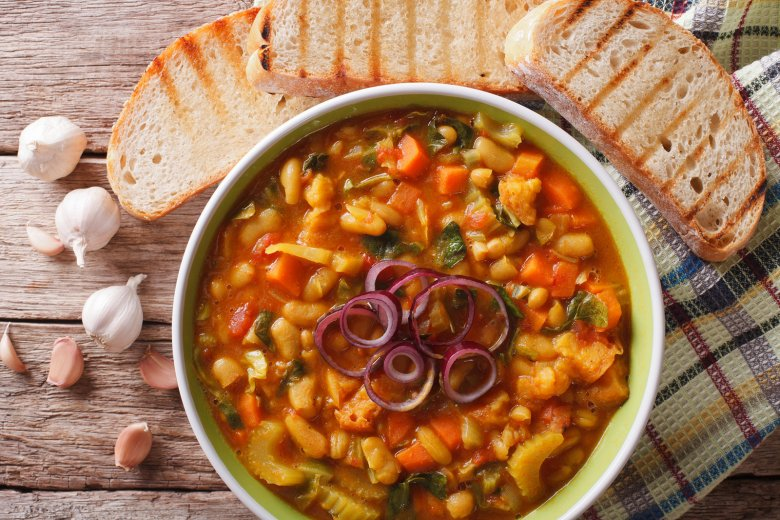 Ribollita Suppe