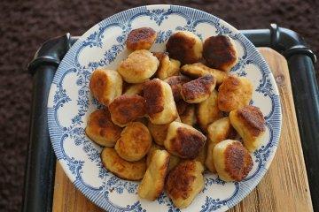 Kartoffelpaunzen