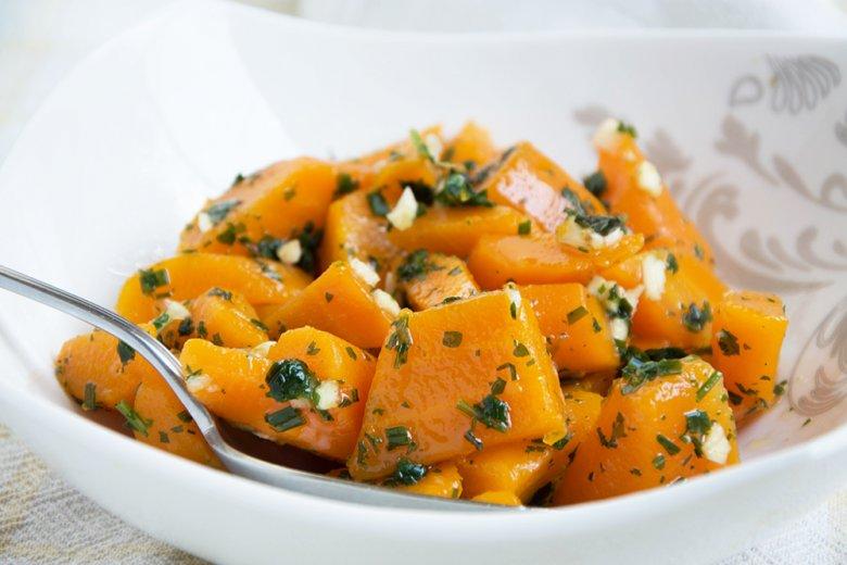Marinierte Karotten