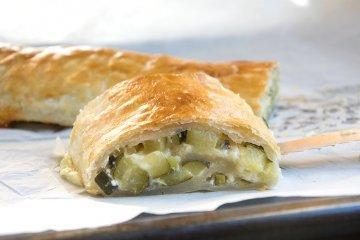 Zucchini Roulade