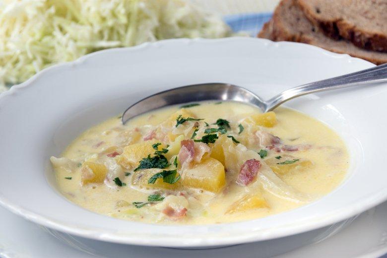 Weißkohl-Kartoffel-Eintopf