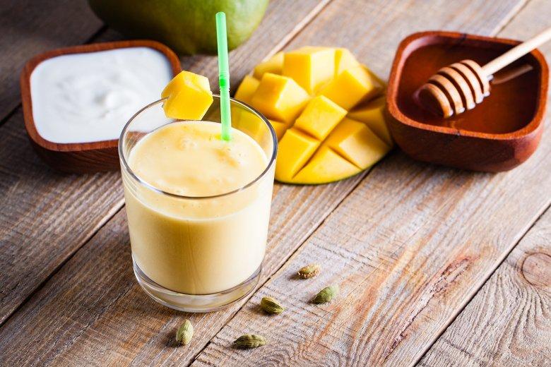 Mango Lassi selber machen
