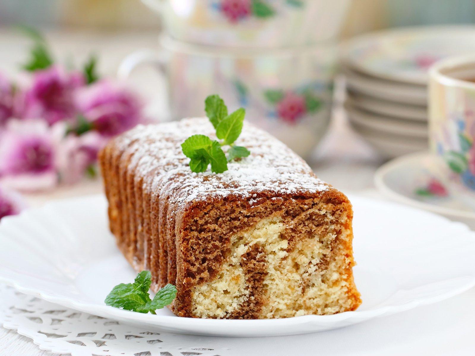 Marmorkuchen Mit Stevia Rezept Gutekueche De