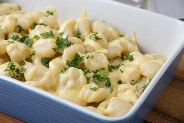Gnocchi-Käse-Auflauf