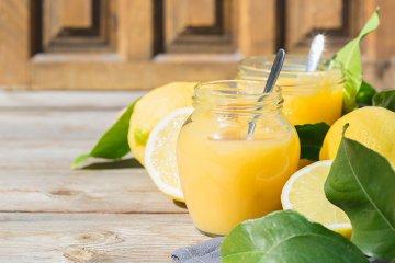 Lemon Curd - klassische Zitronencreme