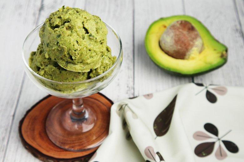 Avocado-Eis selber machen