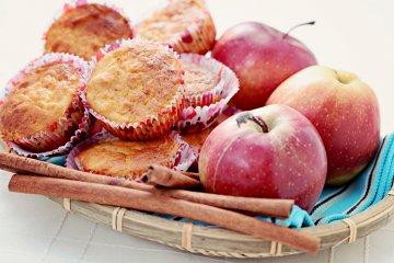 Minimuffins Apfel-Zimt