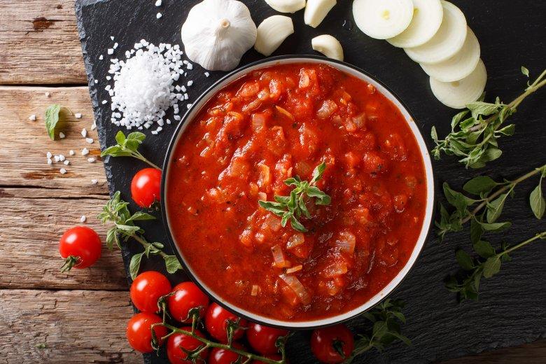 Pizzaiola-Tomatensoße