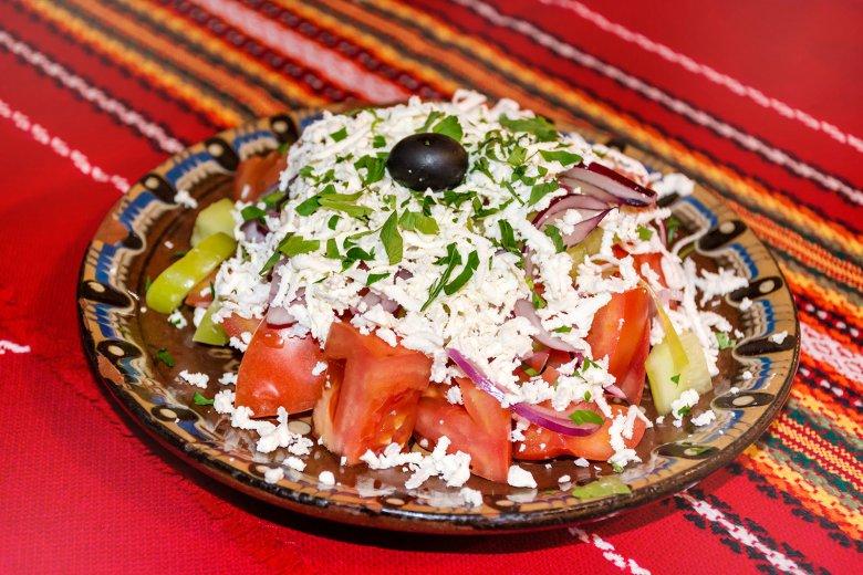 Shopska Salat