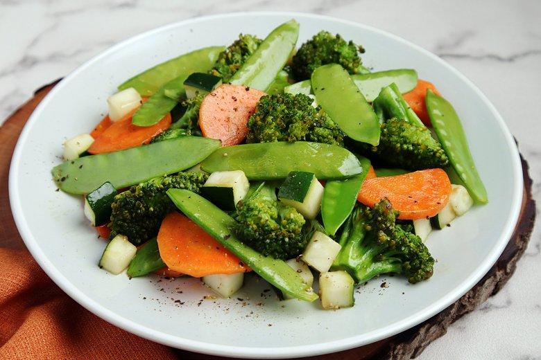 Sautiertes Gemüse
