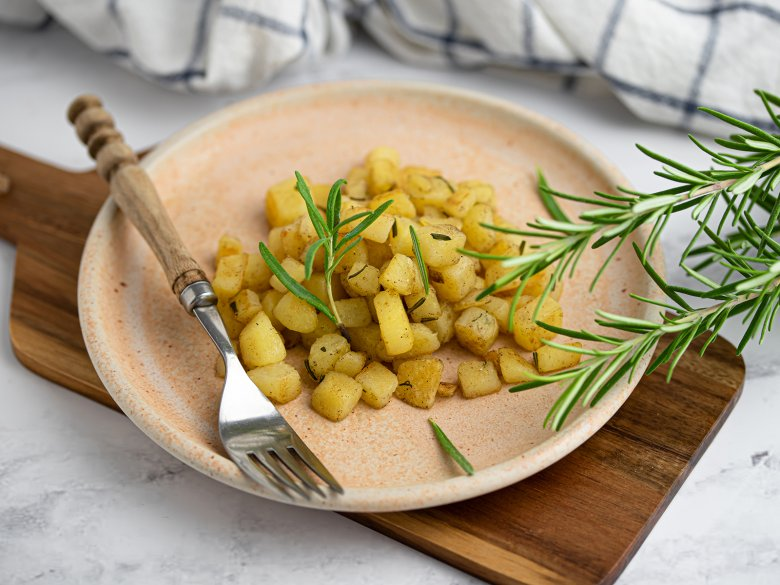 Sautierte Kartoffeln