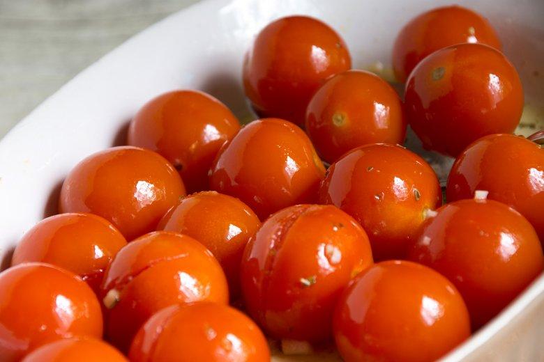 Sautierte Tomaten