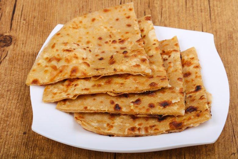 Indisches Roti Fladenbrot