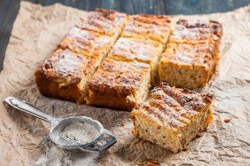 Käse-Quinoa-Kuchen
