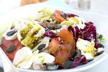 Mozzarella-Salat