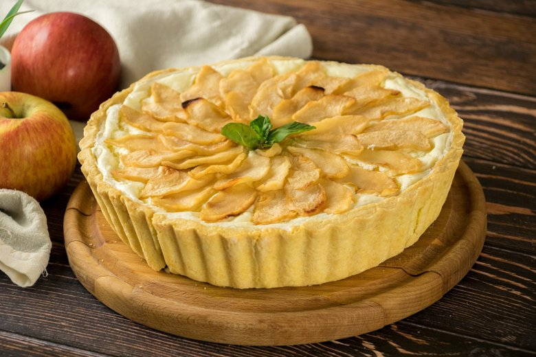 Apfel Quark Kuchen Rezept Gutekueche De