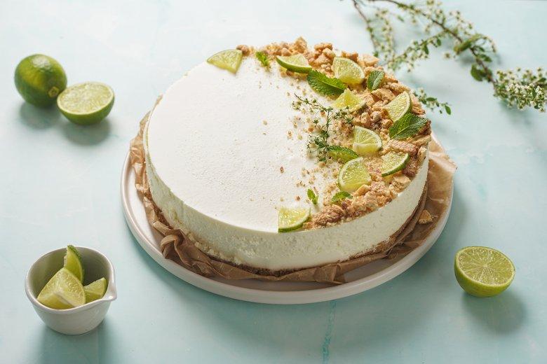 Hugo-Torte ohne Backen