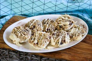 Hafer-Bananen-Cookies