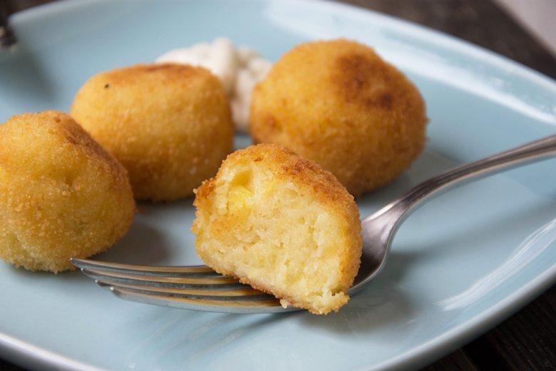 Kartoffelbällchen