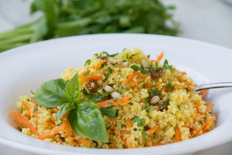 Couscous-Salat nach Emmas Art