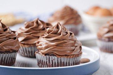Schokoladen Cupcake