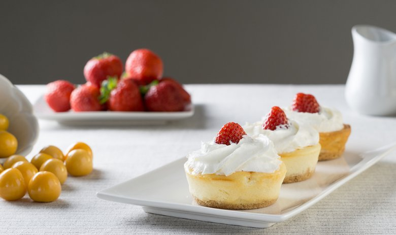Käse-Cupcakes