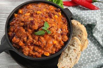 Schnelles Chili con Carne