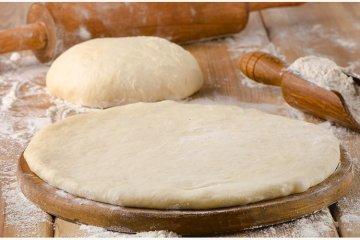 Italienischer Pizzateig