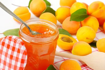 Aprikosenkonfitüre aus dem Dampfgarer
