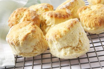 Scones Grundrezept