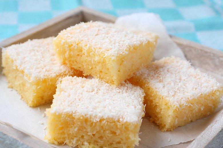 Zuckerkuchen