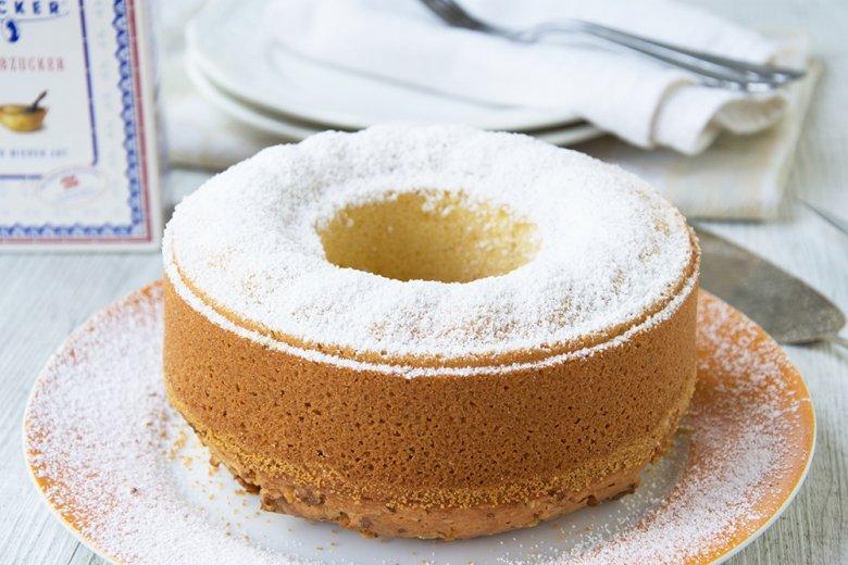 Schneller Rosinenkuchen Rezept Gutekuechede